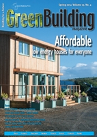 Spring 2014: Affordable Low Energy Homes For All